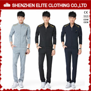 Custom Fitted Couple Tracksuit Wholesale (ELTTI-47) pictures & photos