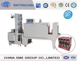 St-6030+Sm-6040s Semi-Auto Sleeve Sealing Shrink Packager pictures & photos