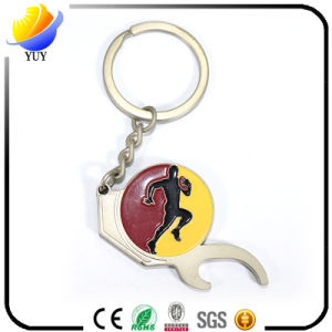 Sport Different Types Bottle Opener Key Chain pictures & photos