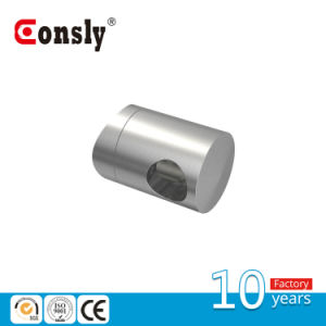 Stainless Steel Cross Bar Fittings/ Bar Holder for Railing Handrail pictures & photos