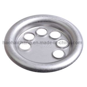 OEM Precision Metal Stamping Electric Heating Brass Flange pictures & photos
