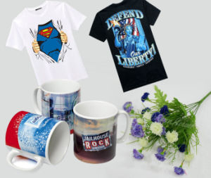 Aw A3 A4 T-Shirt Transfer Paper for Light Color Cotton Textiles pictures & photos