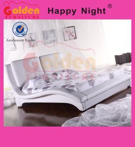 Factory Manufacturing Cheap Single Bed Designs 2813 pictures & photos