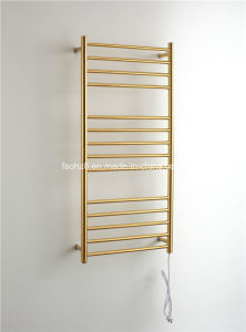 Stainless Steel Electric Towel Rails for Bathroom pictures & photos