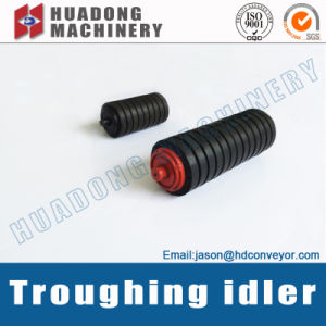 Heavy Rubber Roller for Belt Conveyor pictures & photos