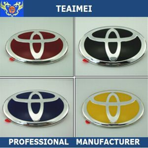 Car Logo Alloy Chrome ABS Car Badges Emblems For Auto Parts pictures & photos