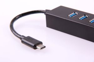 USB3.1 to 3.0net Interface+3 Hub Conversion Cable pictures & photos