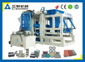 Block Machine Simple Production Line