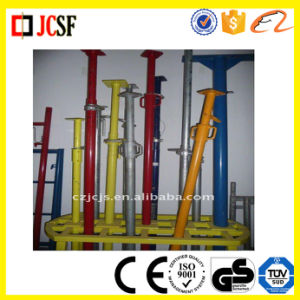 Scaffolding Steel Support /Shoring Jack/ Shoring Steel Prop Good Price pictures & photos
