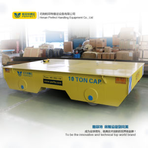 Customized Cross Bay Die Rail Handling Vehicle pictures & photos