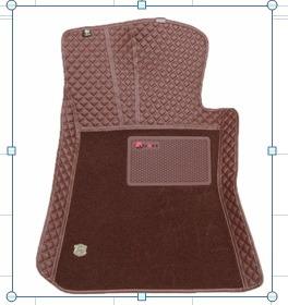 Car Mat Acm102b PVC Leather XPE Carpet for Audi, Benz pictures & photos
