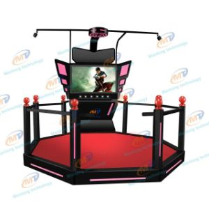 2017 The Most Hot Selling HTC Vive Walker Shooting 9d Vr Simulator 9d Vr Cinema Manufacturer pictures & photos