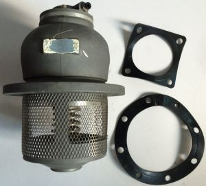 "4"" Aluminum Bottom Emergency Oil Tank Pipeline Valve (C804CQ-100) pictures & photos"