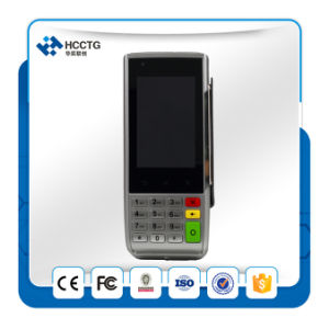 Andriod WiFi Bluetooth Smart Eft POS Terminal Machine Price with Fingerprint Reader (S1000) pictures & photos