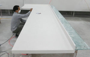 Welcome Wholesales Best Quality Thermoform Acrylic Solid Surface Sheet pictures & photos