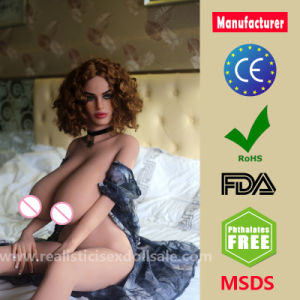 165cm Full Size Huge Breasts Sexi Sex Doll Silicone Sex Doll for Men pictures & photos