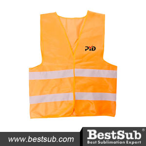 Economy Reflective Vest (Orange) (RF002O) pictures & photos
