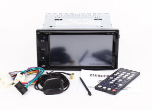 104*205mm Quad Core Wince 6.0 Mtk 3360 Solution Car GPS for Toyota Universal with GPS 3G RDS TV iPod pictures & photos