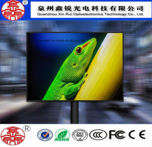 P6 SMD Full Color Outdoor Waterproof Light Weight LED Display pictures & photos