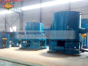 Patented Product Centrifugal Gold Concentrator for Gold Processing Plant pictures & photos