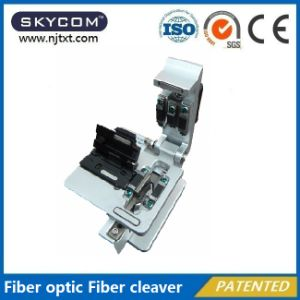 High Precision Handheld Optical Fiber Cleaver for Fusion Splicer pictures & photos