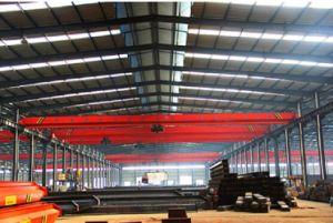 Single Girder Overhead Crane 1ton with Span 7.5m to 28.5m pictures & photos