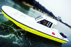 30′ FRP Japanese Fishing Boat Hangtong Factory-Direct pictures & photos