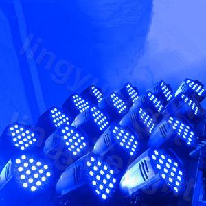 DJ Equipment RGBW 54X3w Stage PAR LED Effect Lights pictures & photos