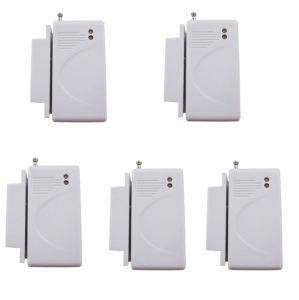 High Sensitivity 433MHz Door Alarm Sensor Wireless Magnets pictures & photos