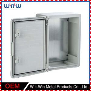 Custom High Precision Waterproof Metal Shell Wall Junction Box pictures & photos