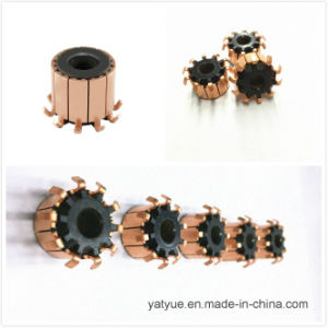 Top Quality DC Motor Commutator for Electric Motor 10 Hooks Series pictures & photos