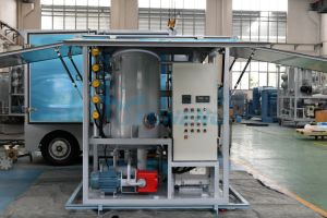 Transformer Oil Insulation Oil Re-Refining Machine for Sale pictures & photos