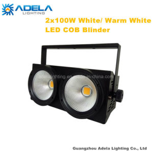 2 Eyes COB LED Blinder Light pictures & photos