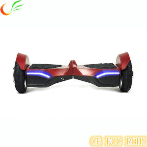 APP Remote Control Safe Newest 8 Inch Gyroscope Hoverboard with Bluetooth Speaker pictures & photos