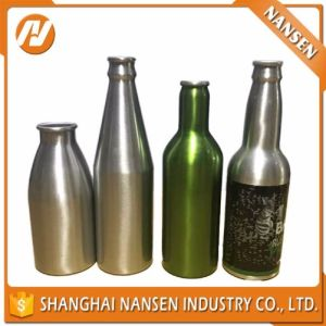 New Wholesale Aluminium Beverage Bottle 330ml with Stable Quality pictures & photos