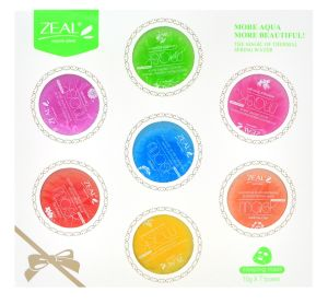 Zeal Moisturizing & Cleaning Sleeping Face Mask Kits for Clearing Cosmetic 10ml pictures & photos