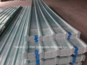 FRP Panel Corrugated Fiberglass/Fiber Glass Roofing Panels C17005 pictures & photos