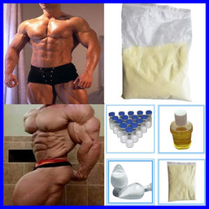 Assay 99.9% Trenbolone Acetate Pharmaceutical Chemical pictures & photos