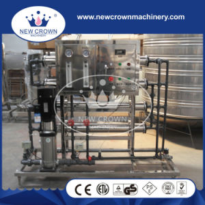 UPVC Pipe Reverse Osmosis Equipment with UV Sterilizer and Dow Membrane pictures & photos