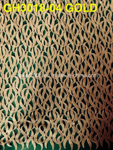 High Quality Swiss Cheap Embroidery French Cord Guipure African Lace Fabric pictures & photos