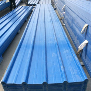 Zinc Color Coated Corrugated Metal Roof Sheet Sizes pictures & photos