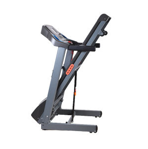 Home Electric Treadmill Folding Motorized Treadmill Running Fitness Equipment (QH-1250) pictures & photos