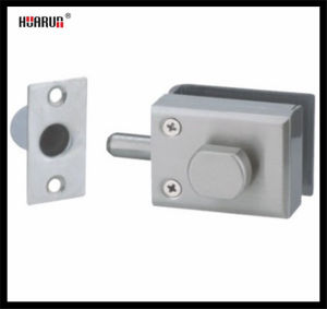Stainless Steel Tempered Glass Lock (HR1125B/HR1613) pictures & photos