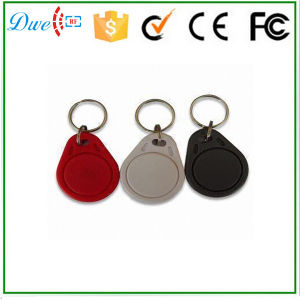 13.56mz Mf S50 Chip Proximity RFID Card Plastic Keyfob pictures & photos
