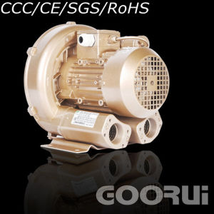 0.75kw 1HP High Pressure Side Channel Ring Blower Air Blowers pictures & photos