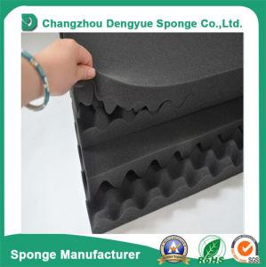 Eco-Friendly Soundproof Foam Sponge Audio Room Used Acoustic Foam pictures & photos