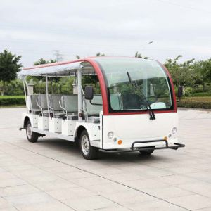 23 Seats Electric Bus CE Approved Dn-23 (China) pictures & photos