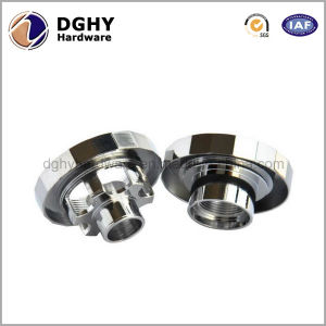 CNC Machining, Steel, Zinc Coating, Motor Spare Parts pictures & photos