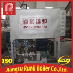 Horizontal Water Tube Oil Boiler with Electric Heating pictures & photos