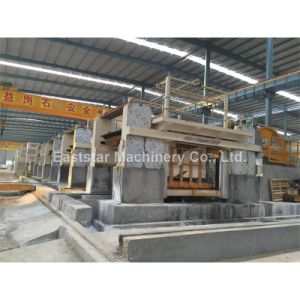 Marble Stone Cutter 120 Blades Machine G-2500 pictures & photos